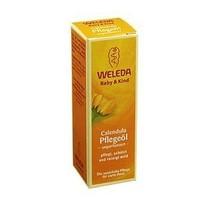 美国进口WELEDA/维蕾德 有机金盏花 婴儿护理油/按摩油 10ml 价格:28.00