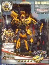 变形金刚3 超级大黄蜂变形金刚3 领袖级L级变形金刚玩具 超大款 价格:160.00