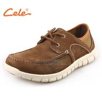 正品Cele策乐 男鞋 轻便休闲皮鞋 M3A3B05804-16 M3A3B05804-23 价格:438.00