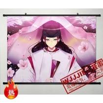 棋魂(60*80)-019动漫装饰画 壁画 海报 布质挂画 价格:34.20