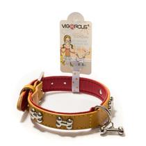 vigorous/誉盛宠物项圈 狗项圈 中小型犬 贵宾泰迪项圈 狗用品 价格:26.00