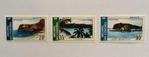 科摩罗群岛 1974 马约特岛风光 船 3全  邮票(1507号) 价格:42.00