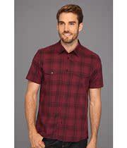 海外代购专柜卡尔文克莱恩CK男式衬衫Madras Voile S/S Shirt 价格:684.22