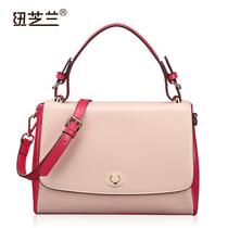 纽芝兰2013新款女包包 欧美时尚休闲甜美锁扣 单肩包斜跨包手提包 价格:328.00