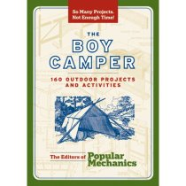 The Boy Camper: 160 Outdoor Projects and Activities/The Edit 价格:64.60