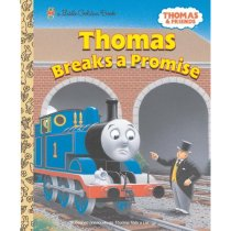 Thomas Breaks a Promise (Thomas & Friends) /Random Hou 价格:34.32