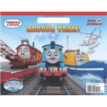 Rescue Team! (Thomas & Friends)/Golden Books , Jim Durk (插 价格:48.36