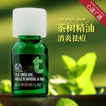 正品thebodyshop美体小铺TBS 茶树精油10ml按摩消炎祛痘去痘印 新 价格:45.00