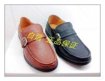 卡丹仕新款正品 休闲舒适时尚大方 套脚男鞋皮鞋头层牛皮832012 价格:278.00
