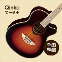卡农吉他 正品民谣吉他40寸 PB100琴客乐器guitar吉它 价格:350.00