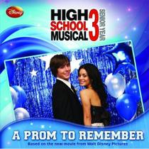 Disney High School Musical 3 #2: A Prom to【全新正版书籍】 价格:17.10