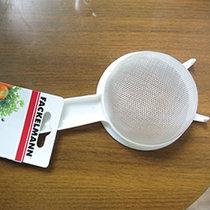 法克曼9cm塑料过滤网/开菲尔雪莲菌酸奶菌种专用漏网/酵素过滤网 价格:5.60
