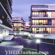 世界当代养老院与老年公寓设计\国外建筑外观室内设计资料素材 价格:1.50
