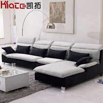 凯拓家具品牌正品布艺沙发组合客厅沙发特价现代时尚简约沙发包邮 价格:2480.00
