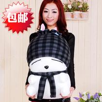 正版可爱流氓兔公仔布娃娃毛绒玩具大号兔子 送女友玩偶生日礼物 价格:38.00