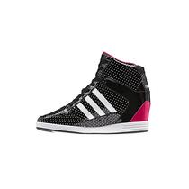 特价阿迪达斯 2013女款 NEO内增高运动休闲鞋 专柜正品 Q26472 价格:399.00