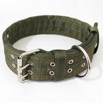 大型犬加厚颈圈脖套 巨型犬宠物脖圈杜宾 阿拉 萨摩 藏獒大狗项圈 价格:7.00