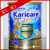 特价新西兰karicare可瑞康金装加强4/四段奶粉买5送1+包邮 价格:168.00