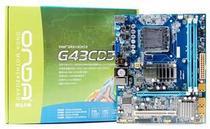 昂达G43CD3 带IDE接口/全新行货 775针/DDR3 价格:340.00