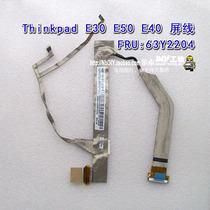 全新原装ThinkPad E30 E40 E50 屏线 排线 63Y2204 另售E420屏线 价格:40.00