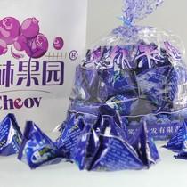 中秋礼盒野生蓝莓干超越无糖大兴安岭伊春蓝梅干黑龙江特产500g 价格:199.00