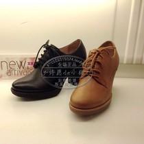 专柜正品代购 2013秋新款他她高跟真皮女单鞋TA2WX20D 2WX20 价格:268.00