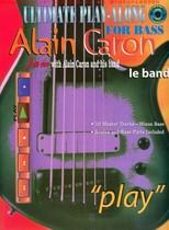 Ultimate Play-Along -Alain Caron贝司教程(有音频)\贝斯谱、 价格:5.00