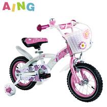 2013最新款AING小魔仙★高档女孩儿童自行车,送车筐 价格:429.00
