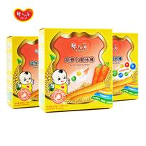 婴儿乐婴儿磨牙棒套餐萌芽期必备3盒3种口味适合4个月以上宝宝 价格:38.40