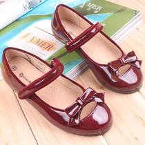 两色入!出口俄罗斯原单内里猪皮女童公主鞋 漆皮小皮鞋 舒适童鞋 价格:42.80