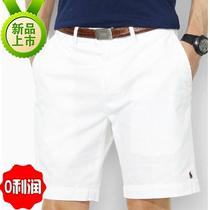 夏季 POLO男装热裤西装裤 5分短裤子 男士保罗休闲小马沙滩裤子 价格:85.00