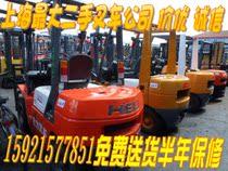 二手叉车转让|二手柴油叉车3吨|二手柴油叉车2吨 价格:22000.00