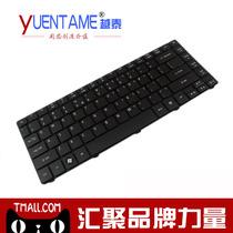 越泰 宏基 4410T 3410T 4253 4625 D728 4752 笔记本键盘 价格:47.00