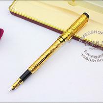 正品英雄钢笔英雄184 英雄金笔 14K金笔 裱金浪花纹绝版老笔 价格:208.00