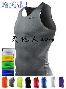 耐克 科比 pro 紧身衣 背心 篮球衣 排汗 透气 健身衣 运动男T恤 价格:32.00