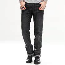 凡客诚品官网正品新款男装长裤合体直筒牛仔裤M200  0137392 价格:85.91