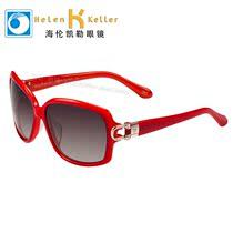 新品海伦凯勒高档太阳镜 女士户外偏光 板材抗油污加硬墨镜 H1302 价格:568.00
