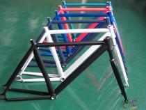 经纬J01 FIXEDGEAR 死飞车铝合金车架死飞自行车动作款 肌肉架 价格:480.00