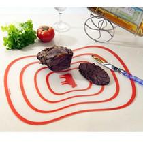 飞达三和超薄型时尚健康菜板 分类切菜板 大号 塑料菜板 超薄型 价格:4.98