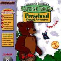 Little Bear软件 Preschool Thinking Adventure 1ROM 满188包邮 价格:11.00