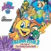 软件 Freddi Fish-Case of the Stolen Conch Shell 满188包邮 价格:11.00