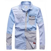 【新款】lee男士长袖衬衬衣棉休闲时尚格子专柜正品L11470606B9D 价格:229.00