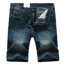 【夏末清仓】lee专柜正品男士牛仔短裤薄款中裤马裤L11549357853 价格:210.00