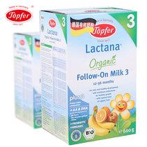 【官方授权】特福芬有机奶粉3段 特福芬3段 婴儿奶粉3段 价格:288.00