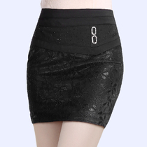 5959新款2013包臀短裙女蕾丝半身裙韩版职业裙一步裙短裙弹力夏秋 价格:58.00