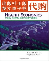 Health Economics 6th Edition by Rexford E. Santerre 价格:50.00