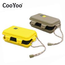 正品CooYoo防水盒全天候防水盒工程塑料防水盒防水箱防尘盒密封盒 价格:19.00