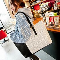 SY2013新款潮女包韩版时尚手提包单肩包斜跨包大包邮女包包特价 价格:59.00