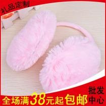 毛绒绒耳套秋冬天时尚可爱耳罩 韩版国耳罩仿兔毛搭配必备 批发 价格:17.20