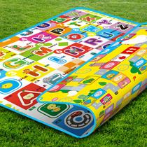蔓葆婴儿爬行垫加厚2cm大富翁双面宝宝爬行泡沫垫地垫爬爬垫包邮 价格:135.00